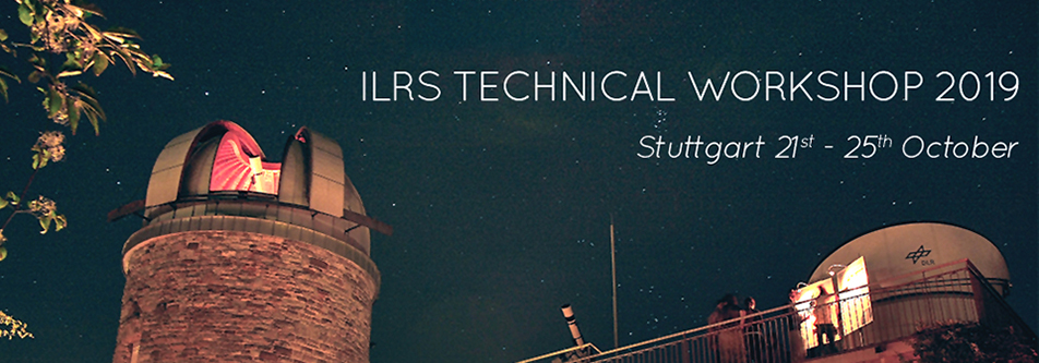 2019 ILRS Technical Workshop banner