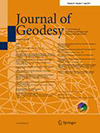 Cover of the Journal of Geodesy