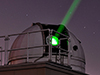 Night-time laser ranging at NASA