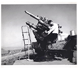 First SAO Laser Ranging System Organ Pass NM (1966)